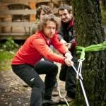 Reportaż radiowy o naszym parku linowym!