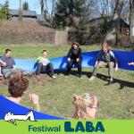 Festival LABA na warszawskim Jazdowie